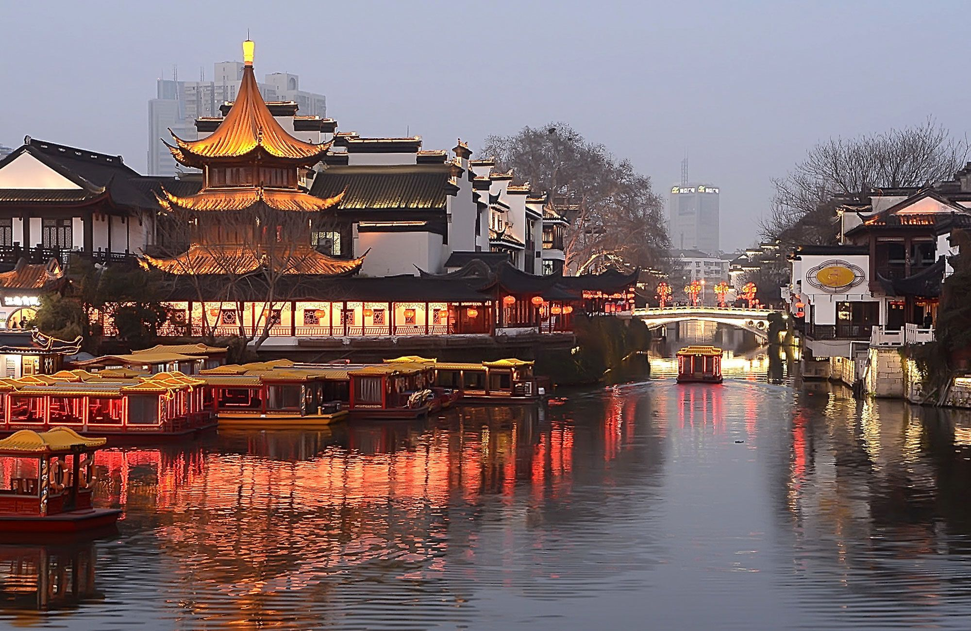 Nanjing City Highlights Private Day Trip