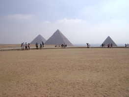 Visit Cairo for overday
