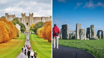 Private tour Windsor and Stonehenge starting from London