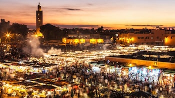 One Day Trip to Marrakesh From Agadir