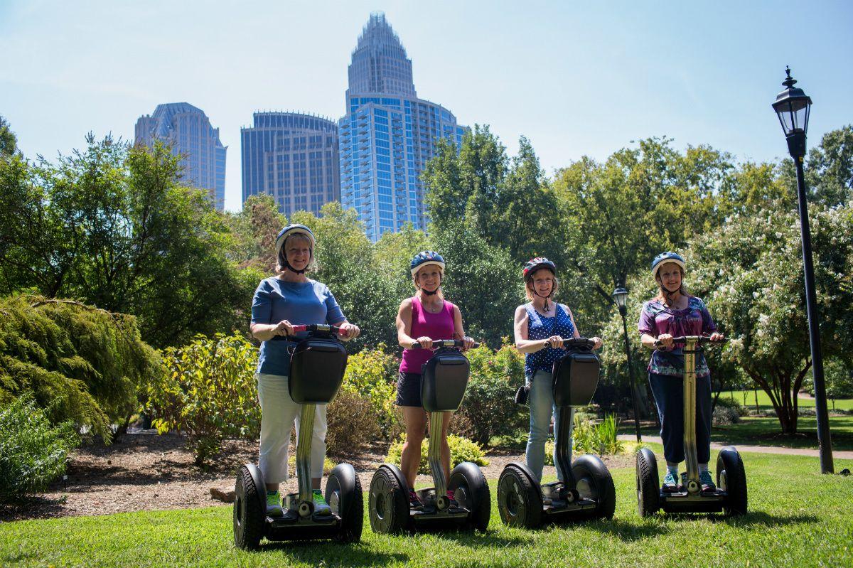 Segway Tours of Charlotte