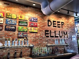 Deep Ellum & Downtown Brewery Tour