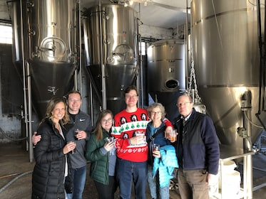 Iowa and Illinois: Quad Cities Craft Brewery Tour