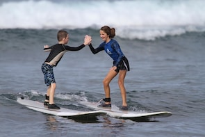 Lahaina Semi-Private Surf Lessons