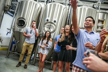 All-Inclusive Downtown LA Brewery Tour