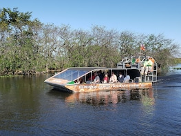 Everglades airboat tour from Fort Lauderdale