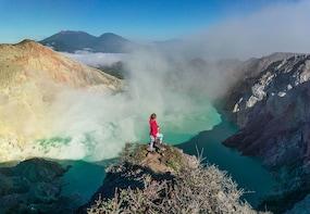 Mount Ijen: Electric Blue Fire Tour (Private Tour)