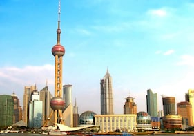 Shanghai Half-Day Private Tour: The Bund and Oriental Pearl