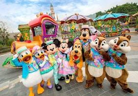 Hong Kong Disneyland Wonderful 1 Day Tour