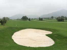 Golf at Heron Lake Golf Course Hanoi