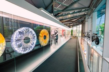 Red Dot Design Museum - Human-Nature Exhibition