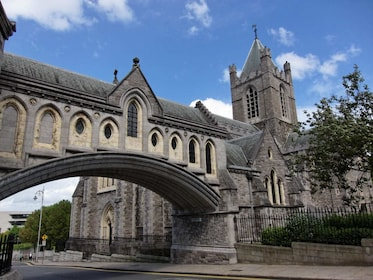 Dublin's Seven Wonders in a Private Half Day Walking Tour