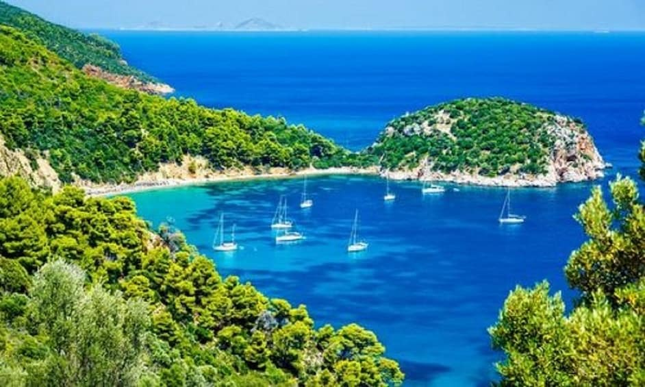 Skopelos Natural Beauty