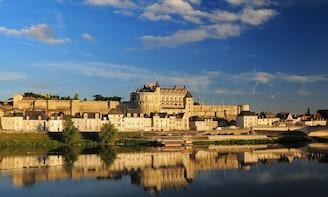 Elegant Loire: Chenonceau, Amboise, Clos Luce & Wines LVT-D2