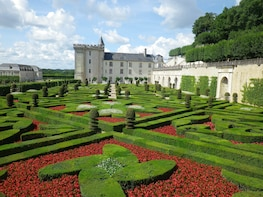 Beautiful Loire Valley: Villandry, Azay & Langeais LVT-D3