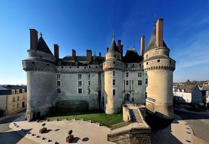 Beautiful Loire Valley: Villandry, Azay & Langeais LVT-D3