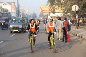 Old Delhi Cycling Tour