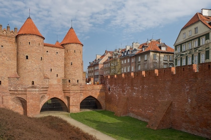 Royal Castle + Old Town + Uprising Museum:SMALL GROUPS TOUR