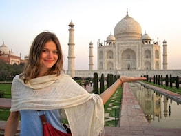 Agra Same Day Private Tour From Delhi