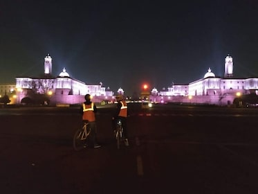 Delhi Starry Night Cycling Tour
