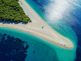 All Inclusive Day Cruise to Golden Horn beach on Brac Island