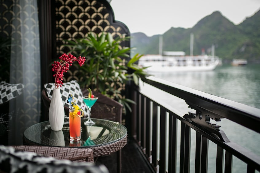 Show item 8 of 8. 2Days-1Night Luxury Halong Bay Regal Cruise from Hanoi