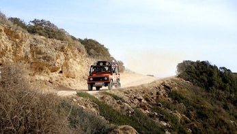 Grand Tour 4x4 Safari From Limassol