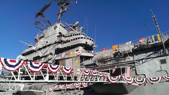 Berkeley Higher Ed, Aircraft Carrier, Sausalito - 1 Day Tour
