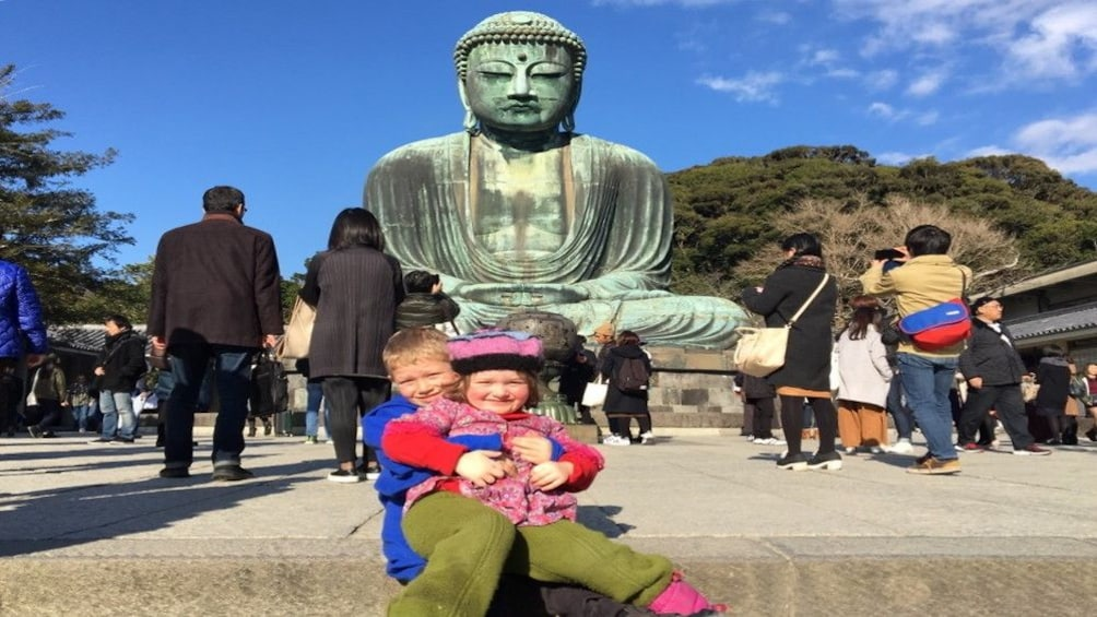Show item 3 of 10. Kamakura Half-day Private Custom Tour with Licensed Guide
