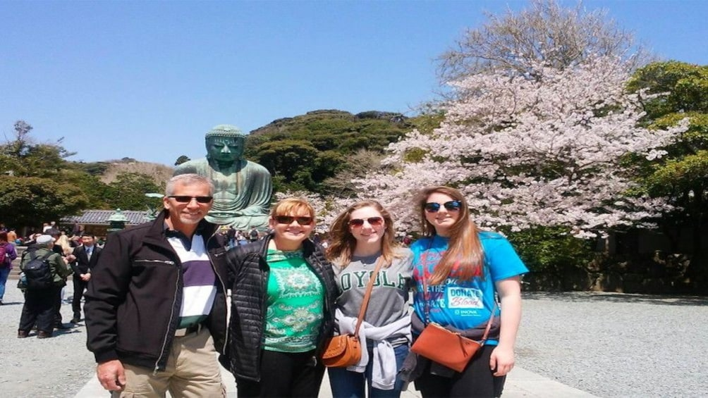 Show item 2 of 10. Kamakura Half-day Private Custom Tour with Licensed Guide
