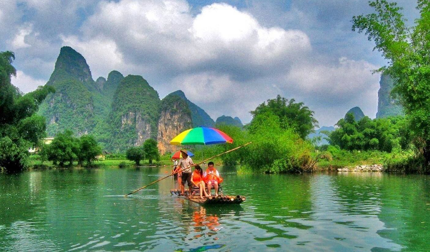 2 Days Yangshuo Discovery Tour from Guilin