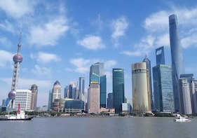 Shanghai Full View City Sightseeing Day Tour