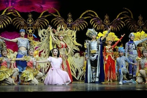 Group Tour to Enjoy Impressive Golden Mask Dynasty Show