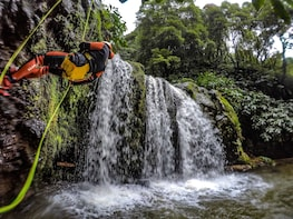 Canyoning Experience in Azores