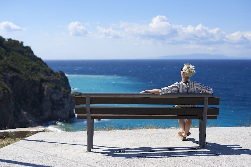 Show item 1 of 5. Full Day Island Tour Discover Samos
