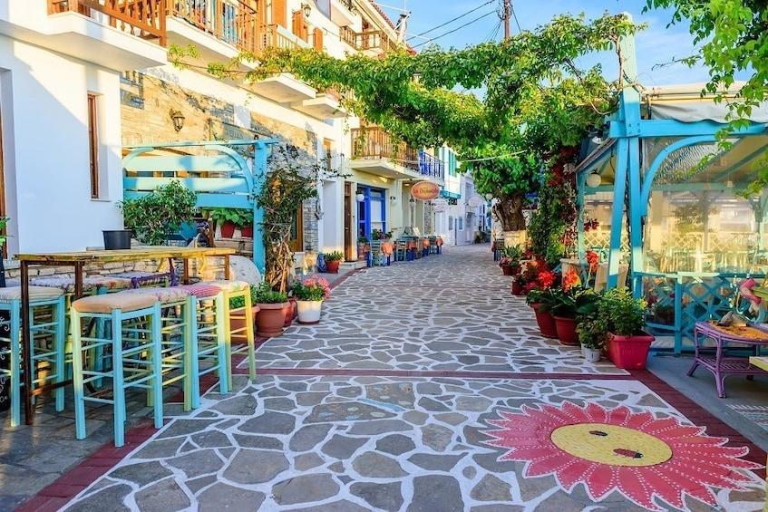 Show item 5 of 5. Full Day Island Tour Discover Samos