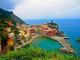 Cinque Terre from Florence - SMALL GROUP TOUR