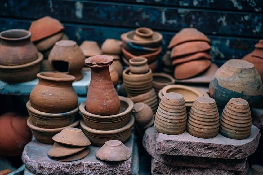Show item 4 of 5. Pottery for All