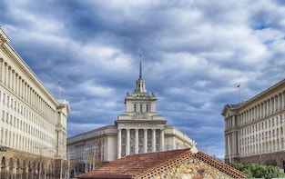 The Ultimate Sofia 2,5-hour Walking Tour