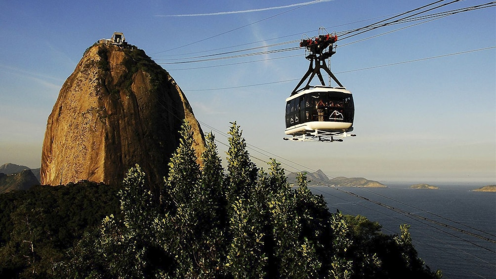 Show item 5 of 9. Trip - Christ, Sugar Loaf & City Tour with lunch and tickets