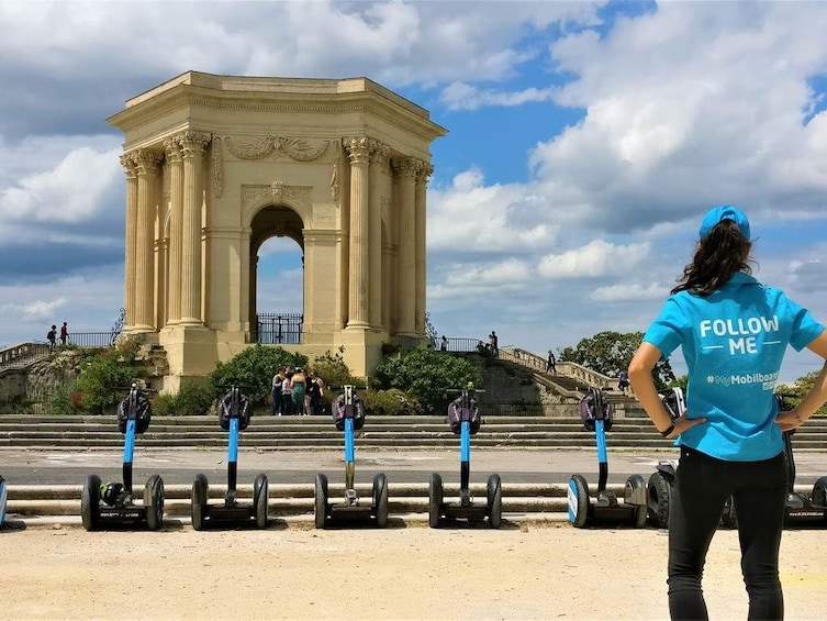 Show item 1 of 7.  2H - SEGWAY TOUR NEW & OLD CITY - Montpellier