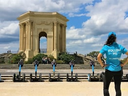 2H - SEGWAY TOUR NEW & OLD CITY - Montpellier