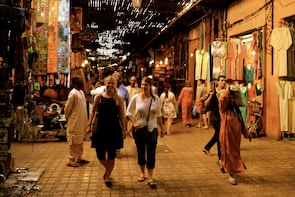 Marrakech Private Full-Day Tour from Casablanca