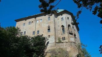 Kokorin and Houska castles plus Kokorinsko walking tour