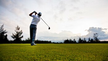 Golf at Dalat Palace Golf Club