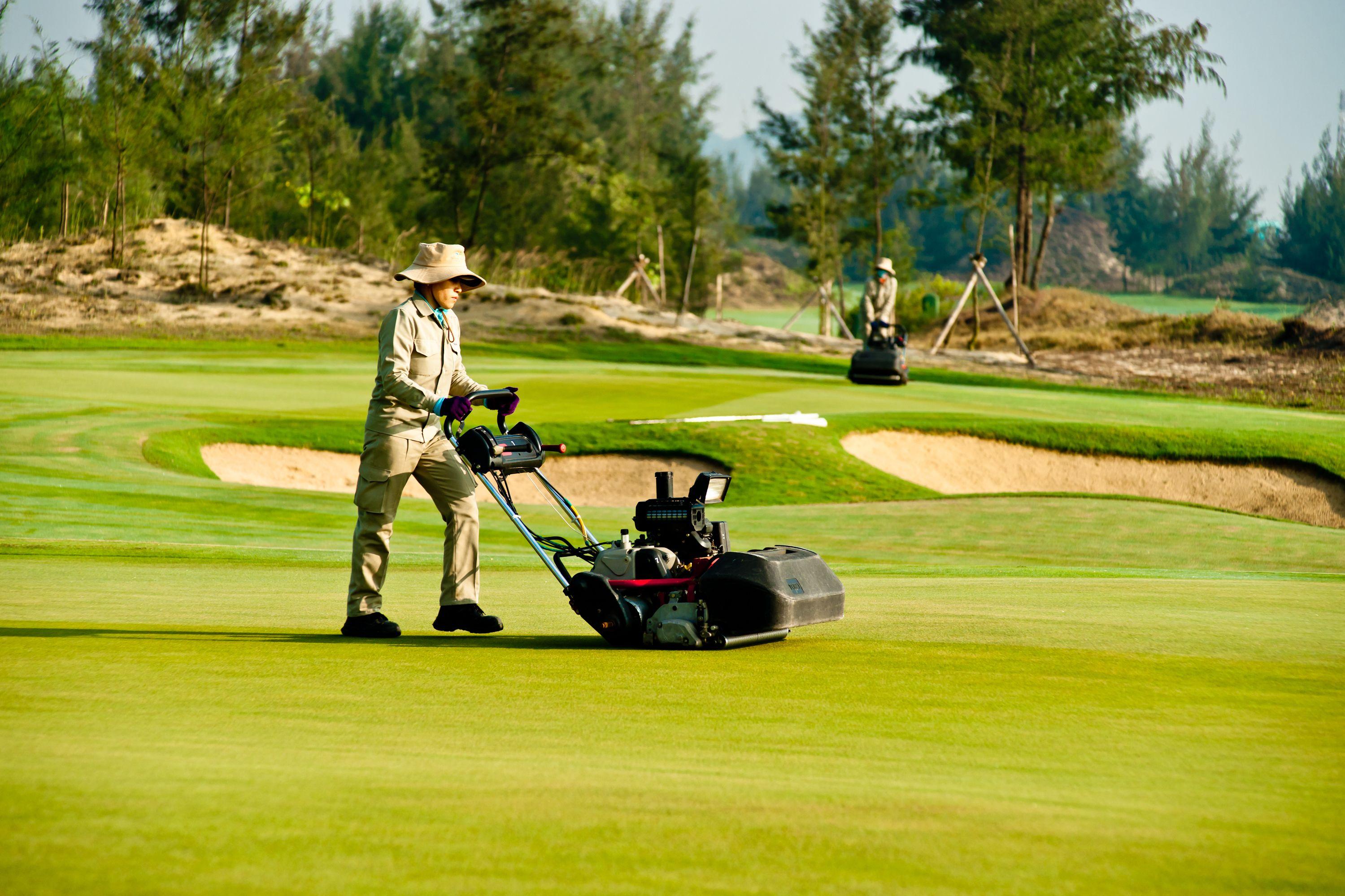 Golf at Sacom Tuyen Lam Golf Resort