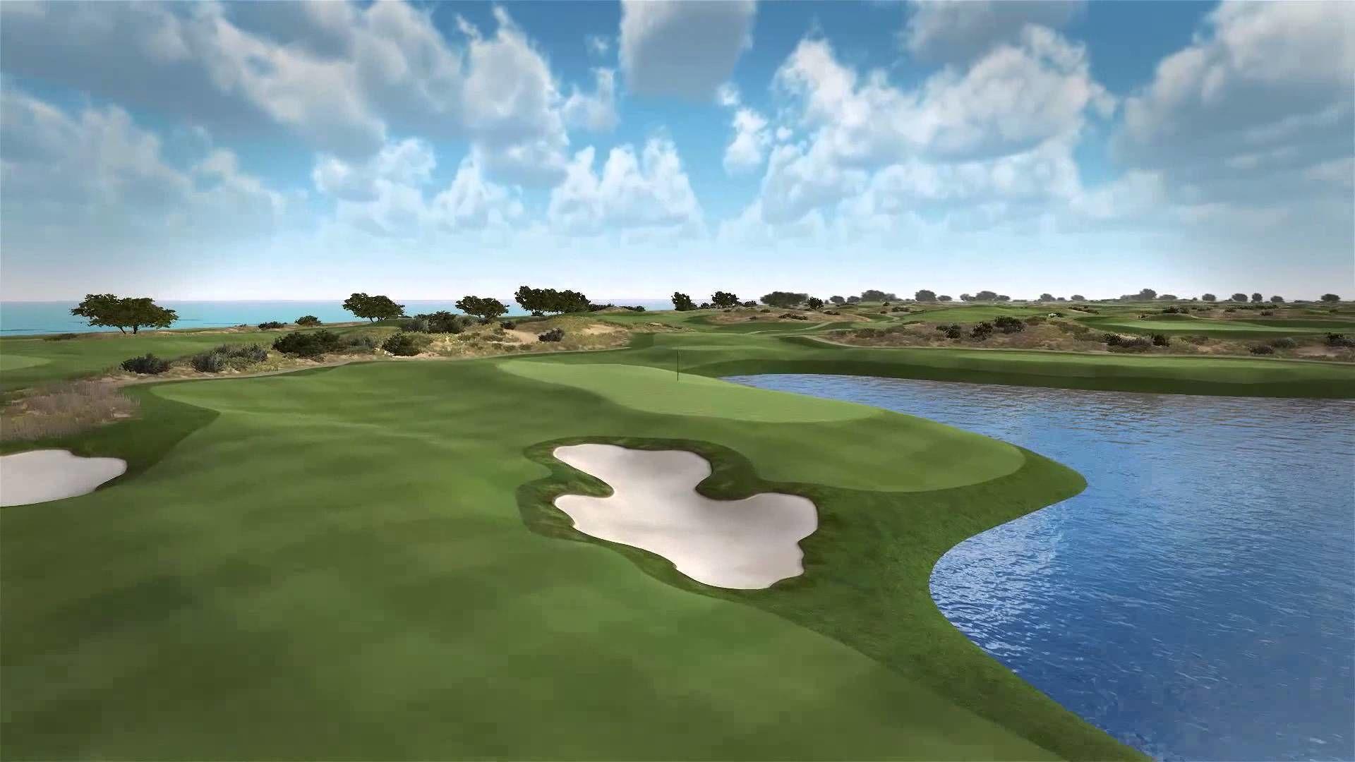 Golf at Vung Tau Paradise Golf Resort