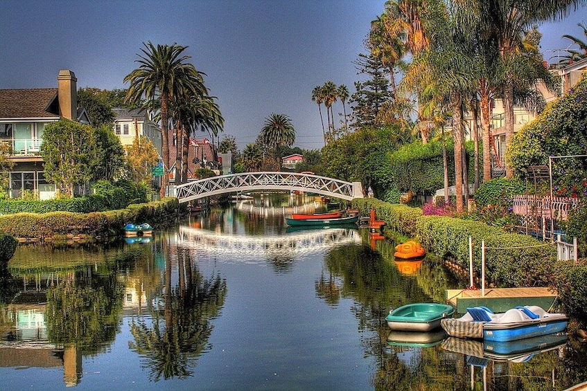 4-Hour Private L.A. City Tour with a Pickup in Santa Monica