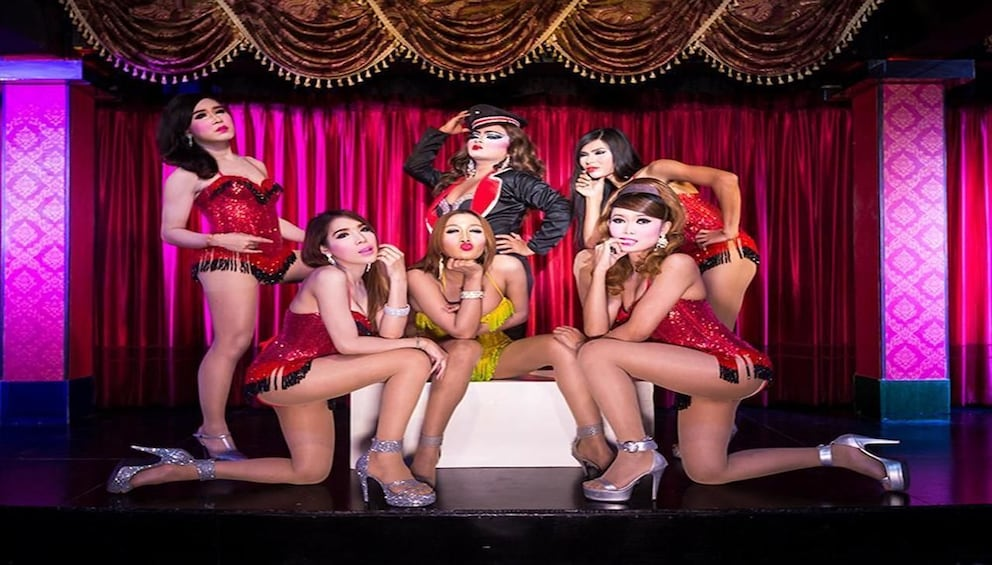 Ladyboy Cabaret Show