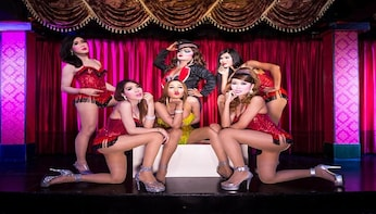 Blue Dragon Ladyboy Cabaret Show